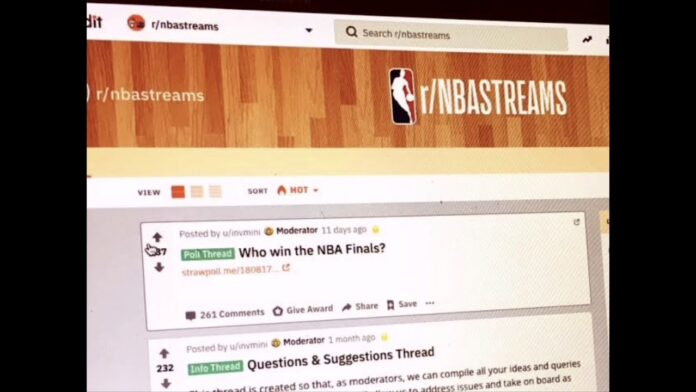 NBA Streams XYZ